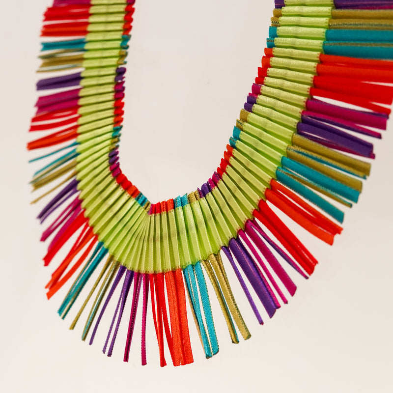 RA-S-MU Necklace Multicolor