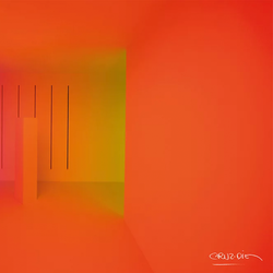 Chromosaturation poster (orange)
