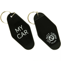 My car keyring