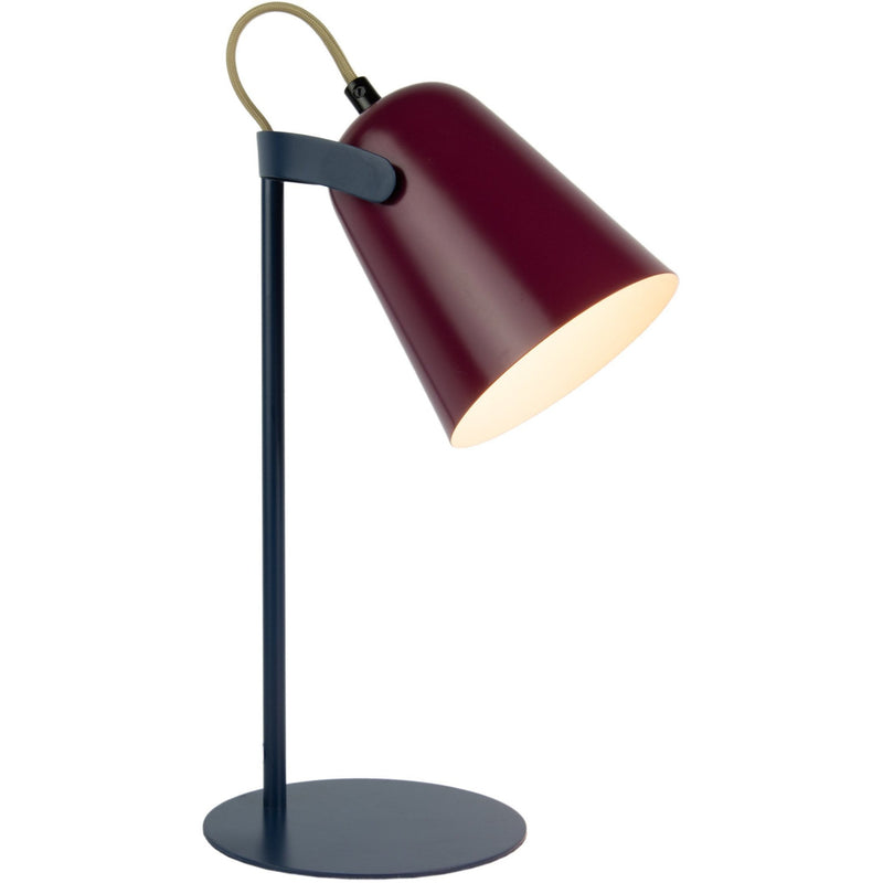 Table Lamp Chloe Aubergine