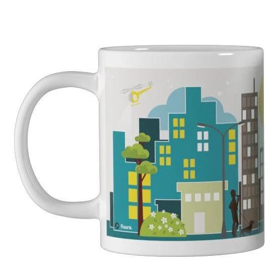 Coffe Shop Magic Mug