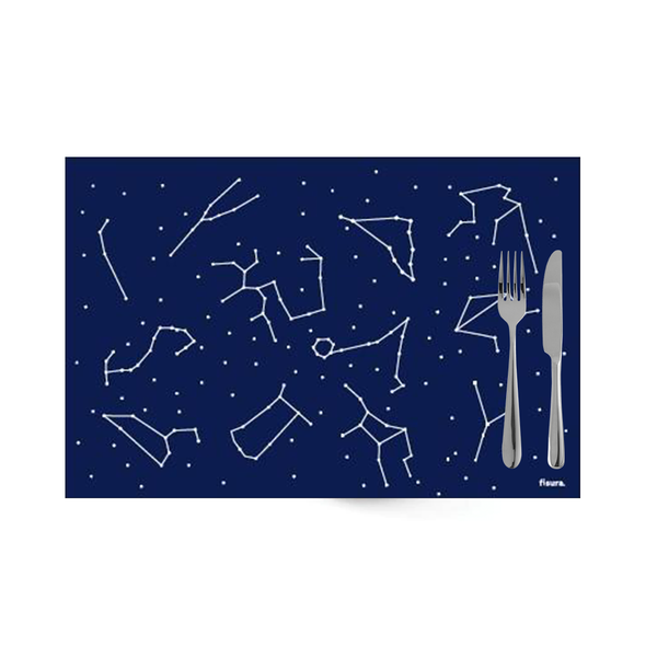 "Placemat ""Constellations"""