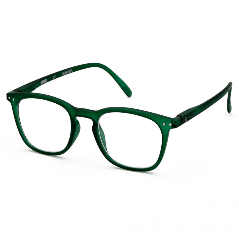 Reading Glasses #H Green