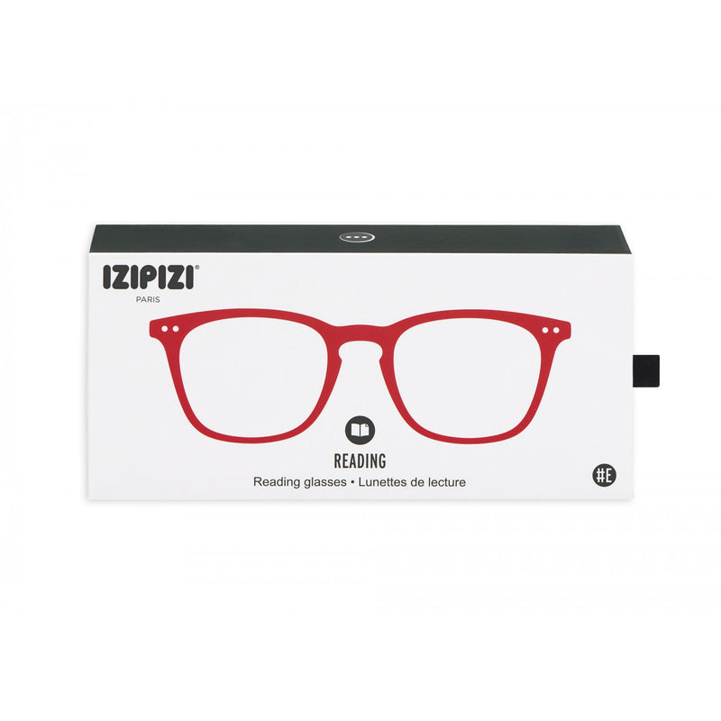 Reading Glasses #E Red