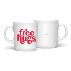 "Say Anything ""Free Hugs"" Mug"