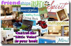 vision board sample
