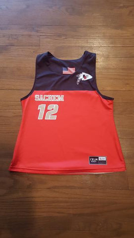 SSC Girls Lacrosse Jersey 2019