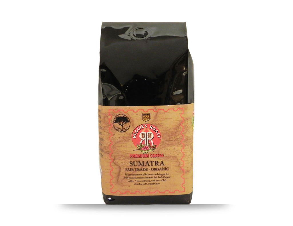Fair Trade Organic Coffees