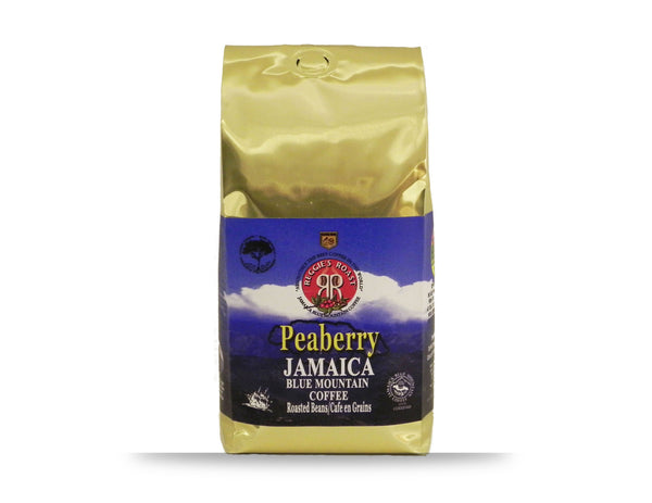 Peaberry Jamaica Blue Mountain Coffee