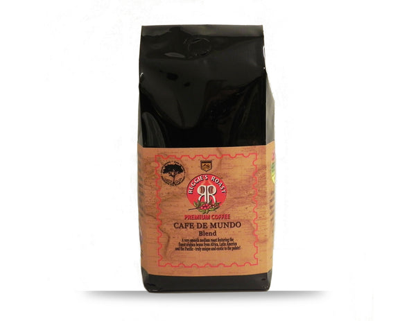 Cafe de Mundo Coffee Blend