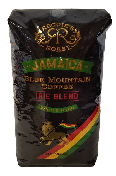 Jamaica Blue Mountain Irie Blend Coffee (Whole Bean)