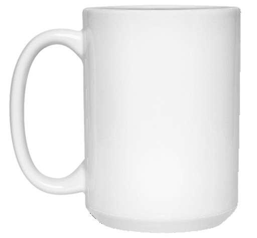 15 oz Customizable Ceramic Mug