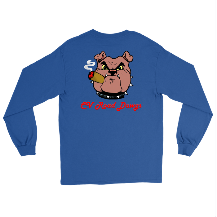 CV Road Dawgs -  Long Sleeve, T-shirt, Personally Yours Accessories