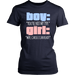 Boy You're not My Type Girl Why Cause I Can Read, T-shirt, Personally Yours Accessories