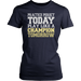 Practice Perect Today Play Like A Champion Tomorrow, T-shirt, Personally Yours Accessories
