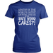 Apathy Is The World's Fastest Growing Disease But Who Cares?!, T-shirt, Personally Yours Accessories