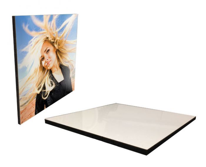 "4.25"" x 4.25"" MDF Hardboard Photo Tile, Photo Frames, Personally Yours Accessories"