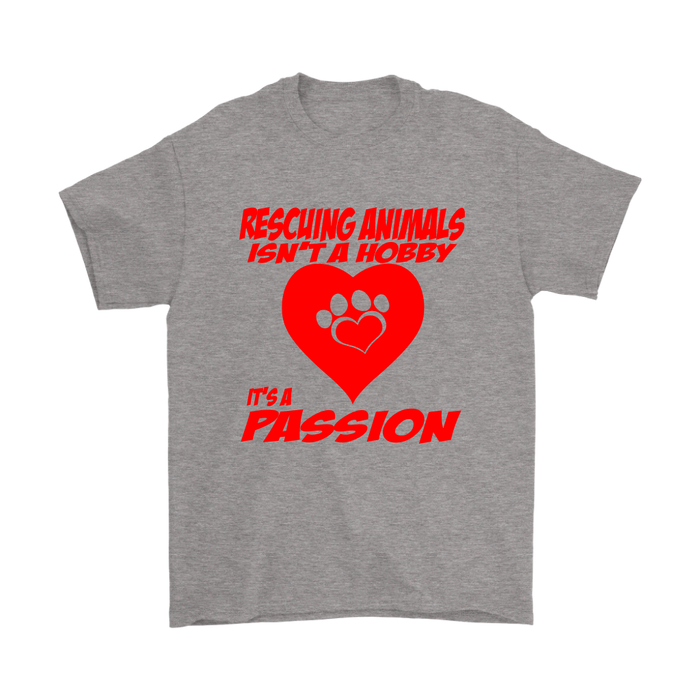 Rescuing Animals, T-shirt, Personally Yours Accessories