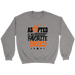 Crewneck Sweatshirt - Adopted is my Favorite Breed, T-shirt, Personally Yours Accessories