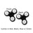 Hand Spinner, Custom & Personalized Fidget Spinner, Custom Business Logo ADHD Focus Device for the Hotest Craze - Up To 6 Images or Pictures, toys, pyaonline