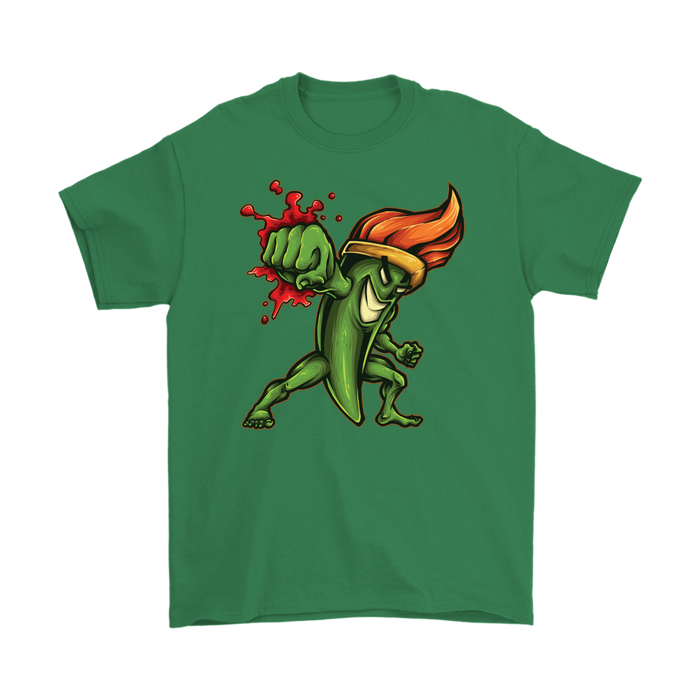 Gildan - Brush Fighter, T-shirt, pyaonline