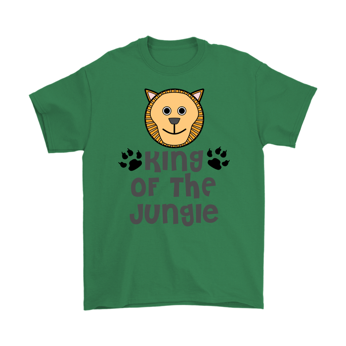 King OF The Jungle, T-shirt, Personally Yours Accessories