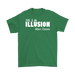 Time is an Illusion albert einstein – Gildan Men's T-Shirt, T-shirt, Personally Yours Accessories