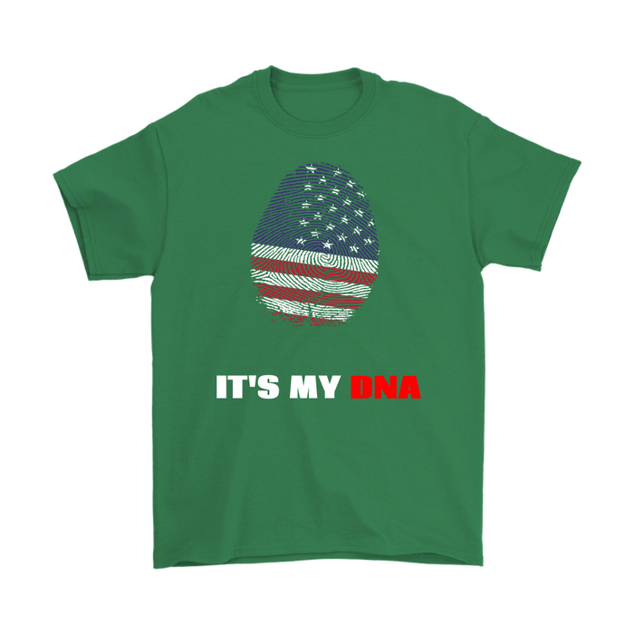 IT'S MY DNA– Gildan Men's T-Shirt, T-shirt, Personally Yours Accessories