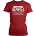 I am a Member of napwdla National associa of people who don't like abbreviations, T-shirt, Personally Yours Accessories