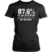 87.6% Of All Statistics Are Made Up On The Spot, T-shirt, Personally Yours Accessories