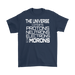 The Universe Contains Protons Neutrons Electrons And Morons, T-shirt, Personally Yours Accessories