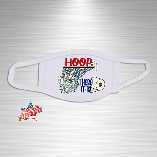 Hoop There it is!  Essential Accessory, Facial Mask, Personally Yours Accessories