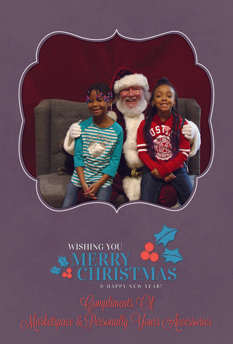 Digital Download of Photo IMG_9027 with Santa from Westfield, , Personally Yours Accessories