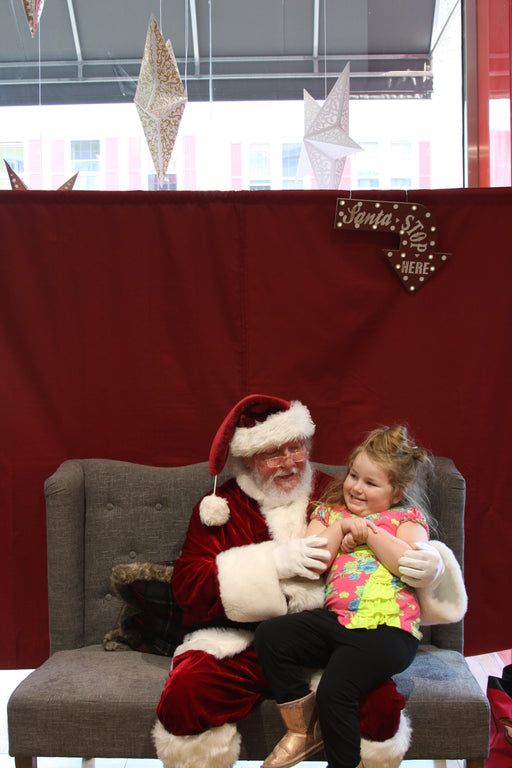 Digital Download of Photo IMG_9028 with Santa from Westfield, , Personally Yours Accessories