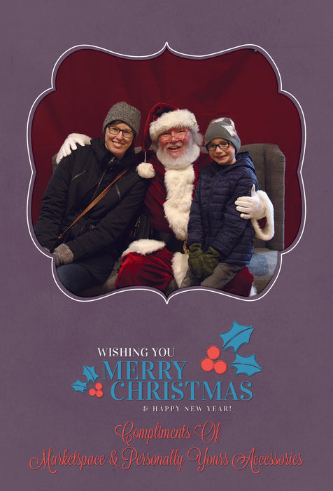 Digital Download of Photo IMG_9030 with Santa from Westfield, , Personally Yours Accessories