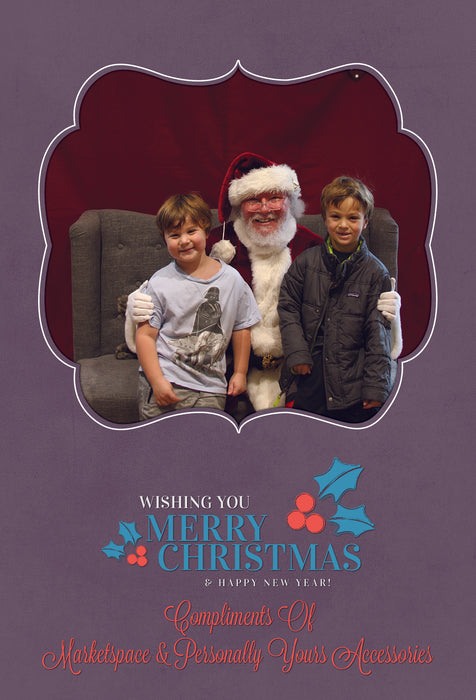 Digital Download of Photo IMG_9031 with Santa from Westfield, , Personally Yours Accessories