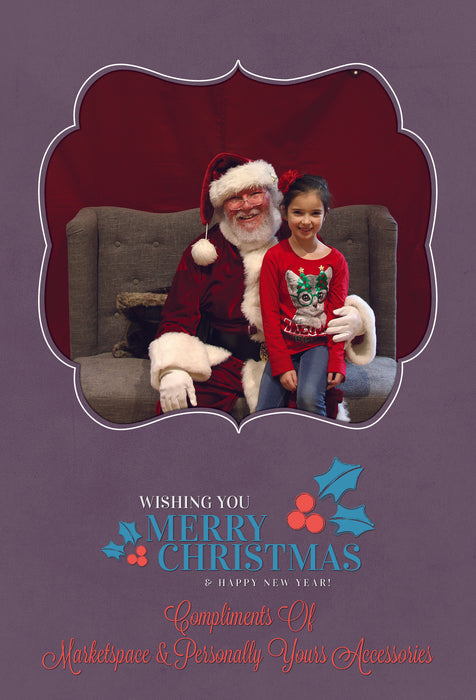 Digital Download of Photo IMG_9033 with Santa from Westfield, , Personally Yours Accessories