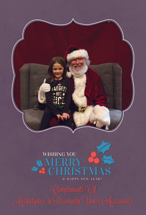 Digital Download of Photo IMG_9034 with Santa from Westfield, , Personally Yours Accessories