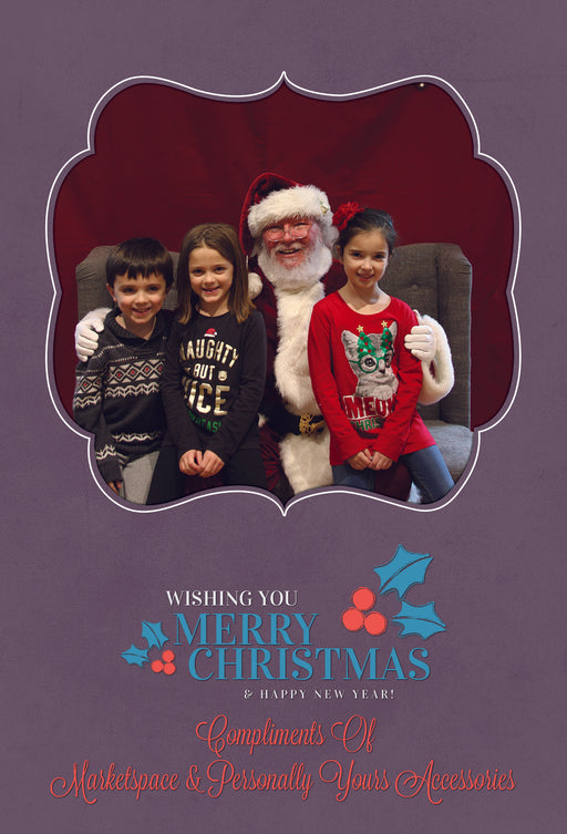 Digital Download of Photo IMG_9035 with Santa from Westfield, , Personally Yours Accessories