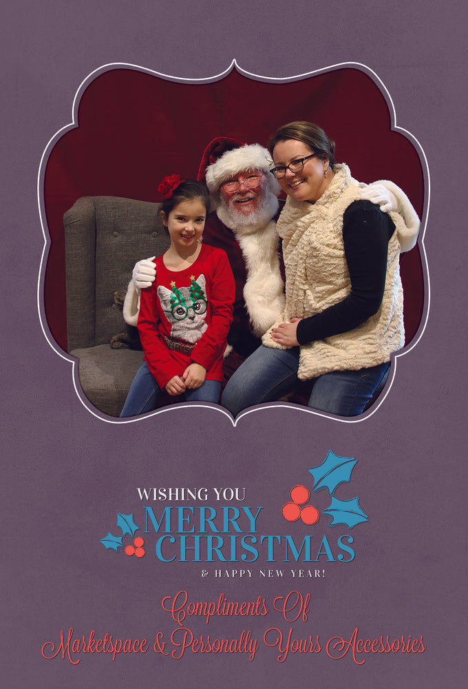 Digital Download of Photo IMG_9037 with Santa from Westfield, , Personally Yours Accessories