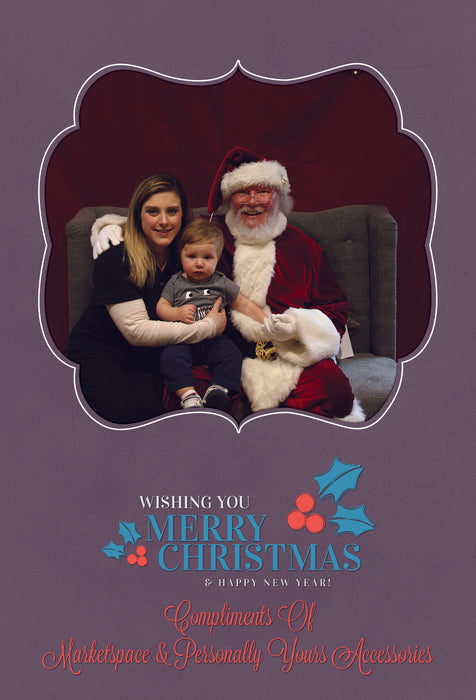 Digital Download of Photo IMG_9039 with Santa from Westfield, , Personally Yours Accessories