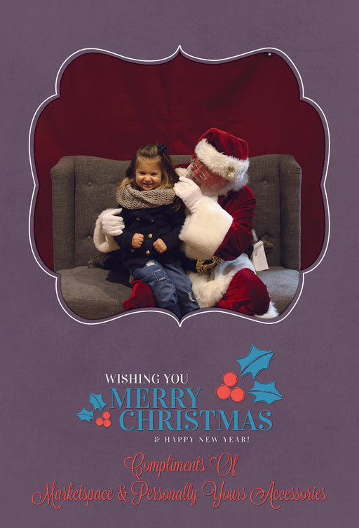 Digital Download of Photo IMG_9041 with Santa from Westfield, , Personally Yours Accessories