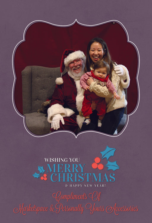 Digital Download of Photo IMG_9045 with Santa from Westfield, , Personally Yours Accessories