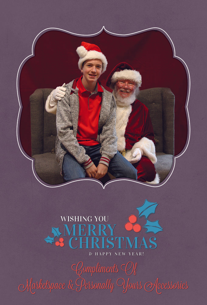 Digital Download of Photo IMG_9047 with Santa from Westfield, , Personally Yours Accessories