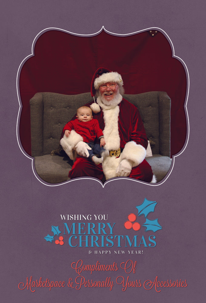 Digital Download of Photo IMG_9049 with Santa from Westfield, , Personally Yours Accessories