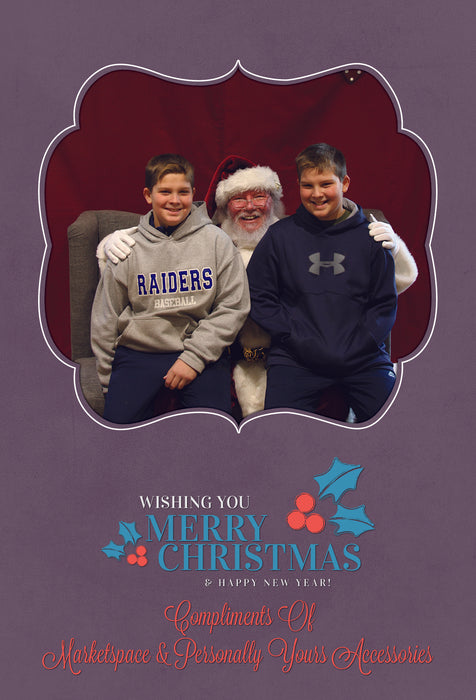 Digital Download of Photo IMG_9053 with Santa from Westfield, , Personally Yours Accessories