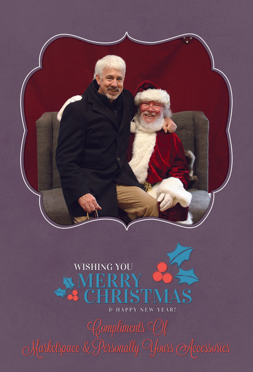 Digital Download of Photo IMG_9054 with Santa from Westfield, , Personally Yours Accessories