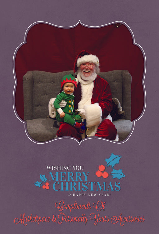 Digital Download of Photo IMG_9057 with Santa from Westfield, , Personally Yours Accessories