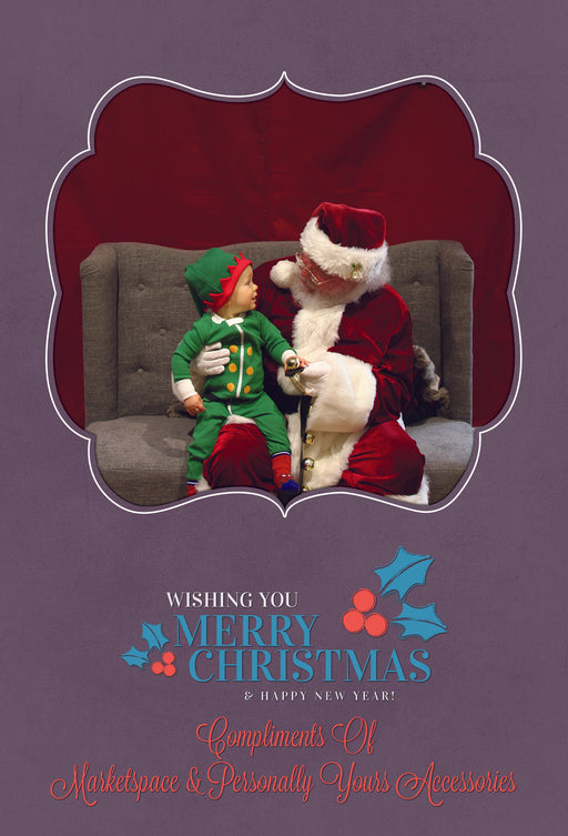 Digital Download of Photo IMG_9058 with Santa from Westfield, , Personally Yours Accessories