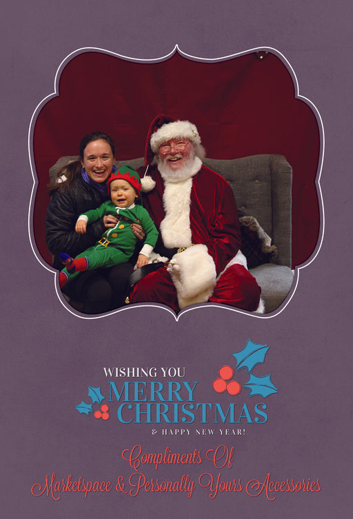 Digital Download of Photo IMG_9059 with Santa from Westfield, , Personally Yours Accessories